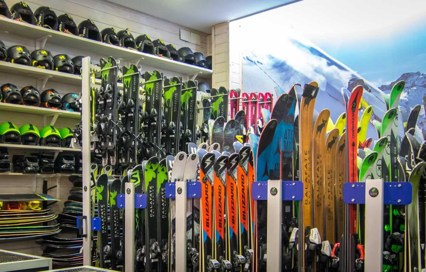 Foto de nuestro alquiler de esquí en Tanau 1700, Baqueira Beret