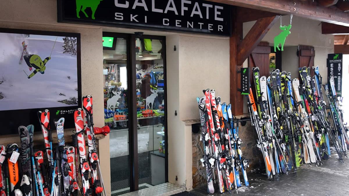 Alquiler de esquí en baqueira beret tanau