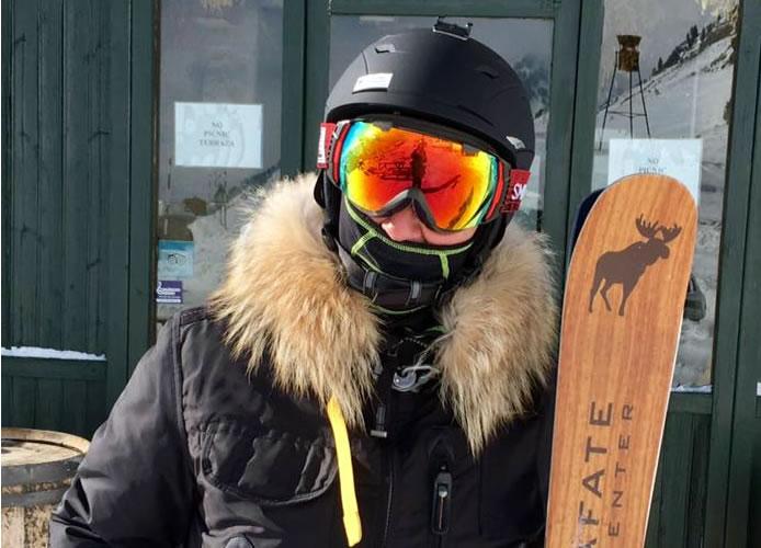 Kustom ski, esquís personalizados en baqueira