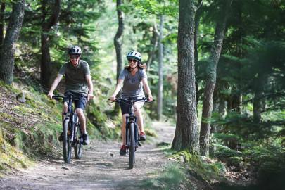 Alquiler bicicleta eléctrica (ebike) en Baqueira Beret, Val d'Aran