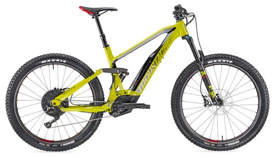 Alquiler bici eléctrica de montaña en baqueira (moustache e-bike)