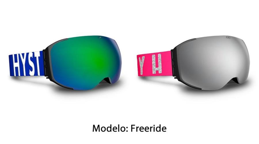 Gafas Hysteresis freeride